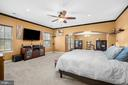 Master Suite & Sitting Room - 31 LIBERTY KNOLLS DR, STAFFORD