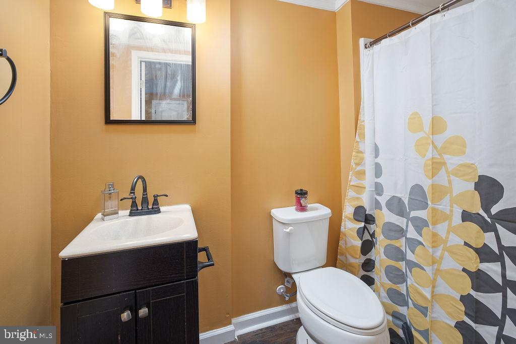 Full Lower Level Bathroom & Bedroom - 31 LIBERTY KNOLLS DR, STAFFORD