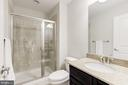 Guest/hall bath - 44715 PLYMPTON SQ, ASHBURN