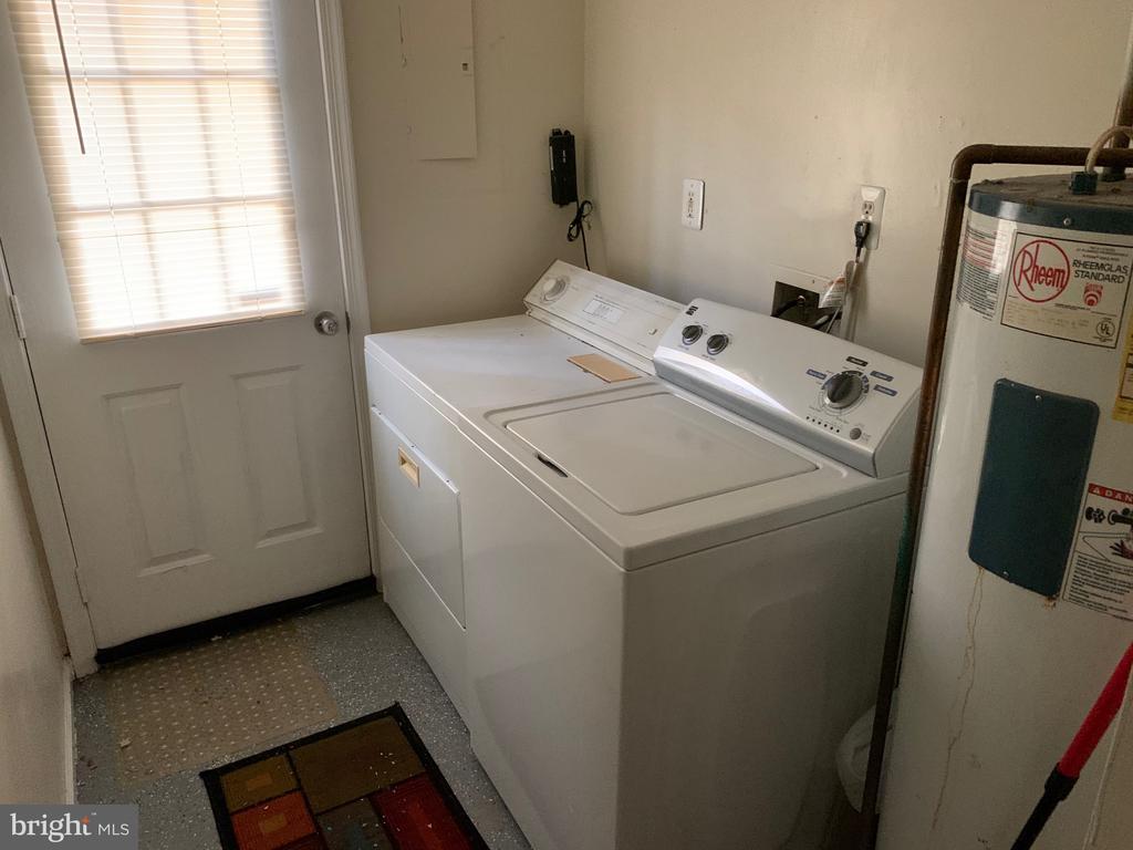 16215 Taconic Cir Dumfries VA 22025 Laundry on LL - 16215 TACONIC CIR, DUMFRIES