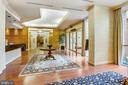 Building Lobby - 4808 MOORLAND LN #503, BETHESDA