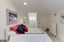 Bedroom # 5 - 3601 MACOMB ST NW, WASHINGTON