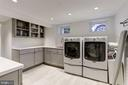 Laundry Room - 3601 MACOMB ST NW, WASHINGTON