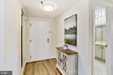Entry Foyer - 4808 MOORLAND LN #503, BETHESDA
