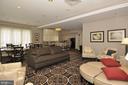 Building Party Room - 4808 MOORLAND LN #503, BETHESDA