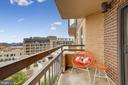 Perfect Balcony for Monument Views! - 2111 WISCONSIN AVE NW #PH7, WASHINGTON
