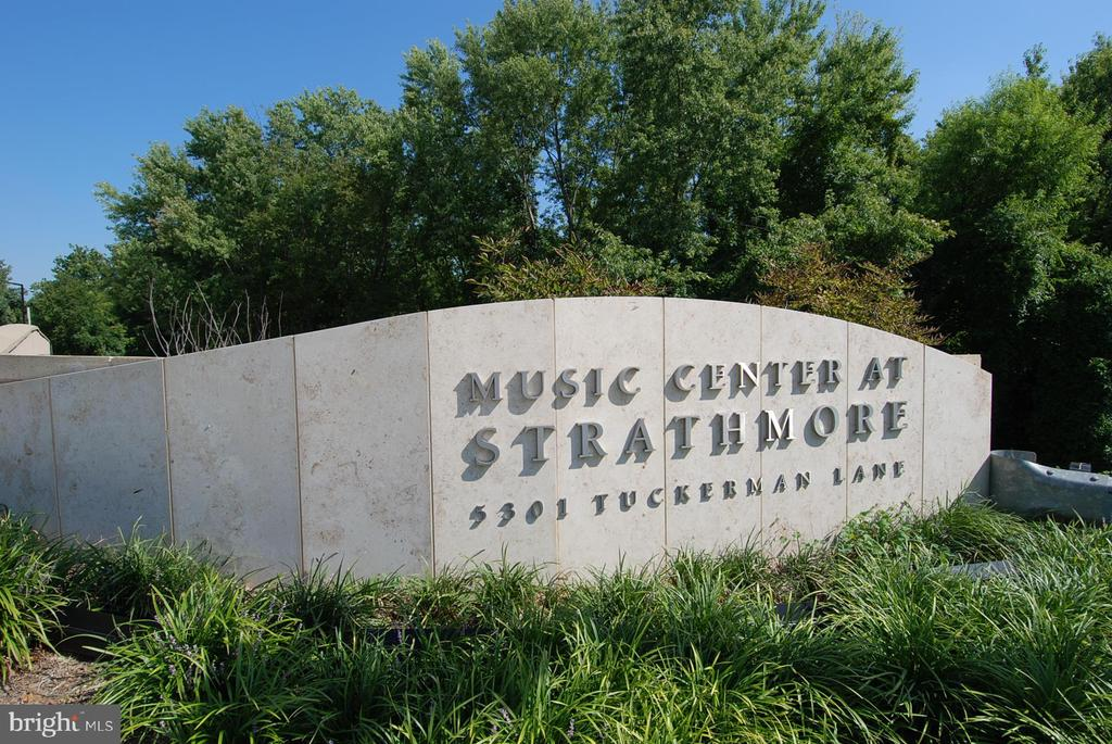 Strathmore Performing Arts Center - 4808 MOORLAND LN #503, BETHESDA