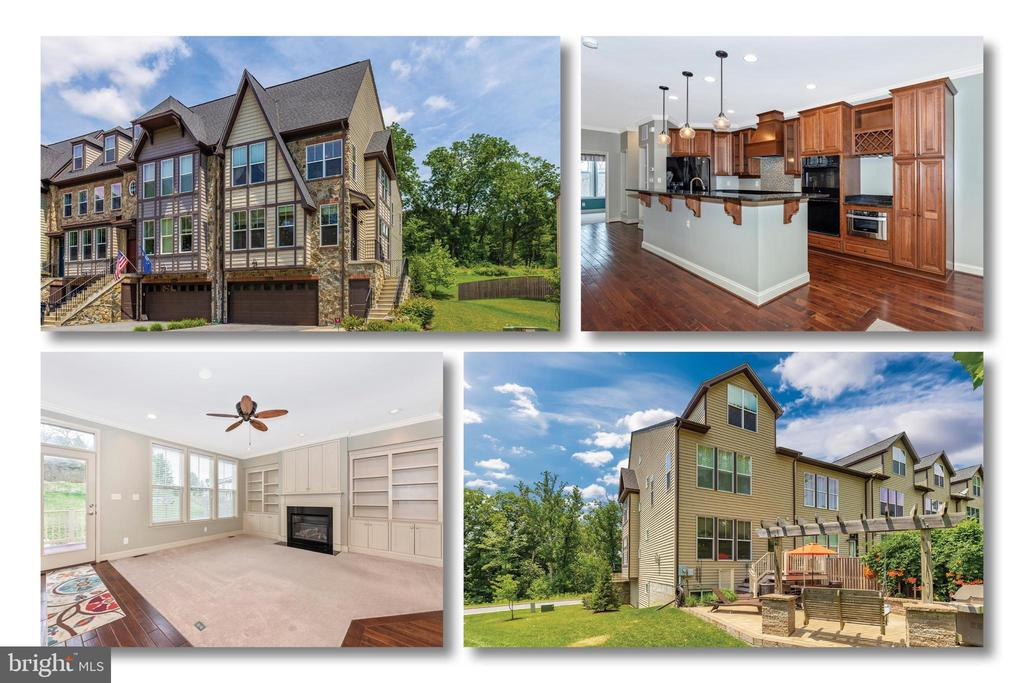 Sample of unique features...there's so much more!! - 6961 COUNTRY CLUB TER, NEW MARKET