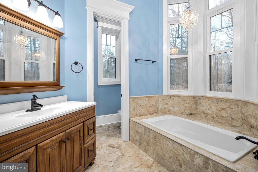 Master Bathroom - 10403 TREATY CT, SPOTSYLVANIA