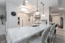 Kitchen - 8111 RIVER RD #125, BETHESDA