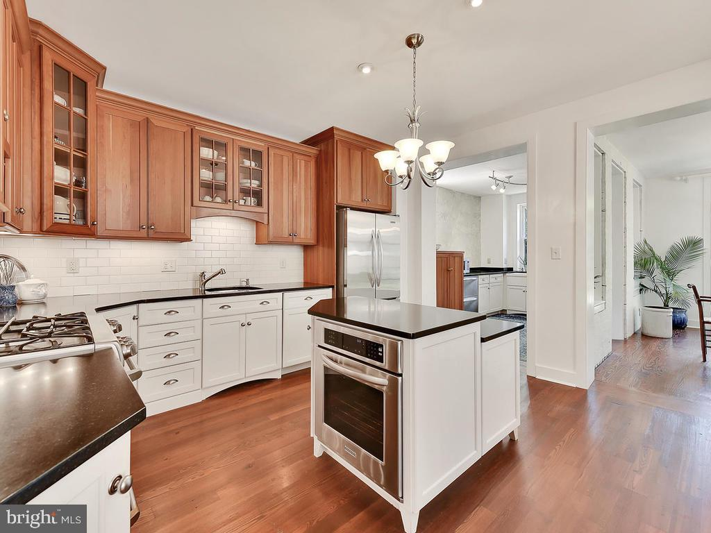 No need to be envious of your friends kitchen! - 121 W 2ND ST, FREDERICK