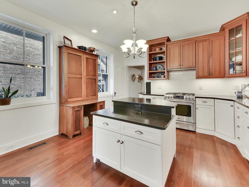 Custom cabinetry at it's finest! - 121 W 2ND ST, FREDERICK