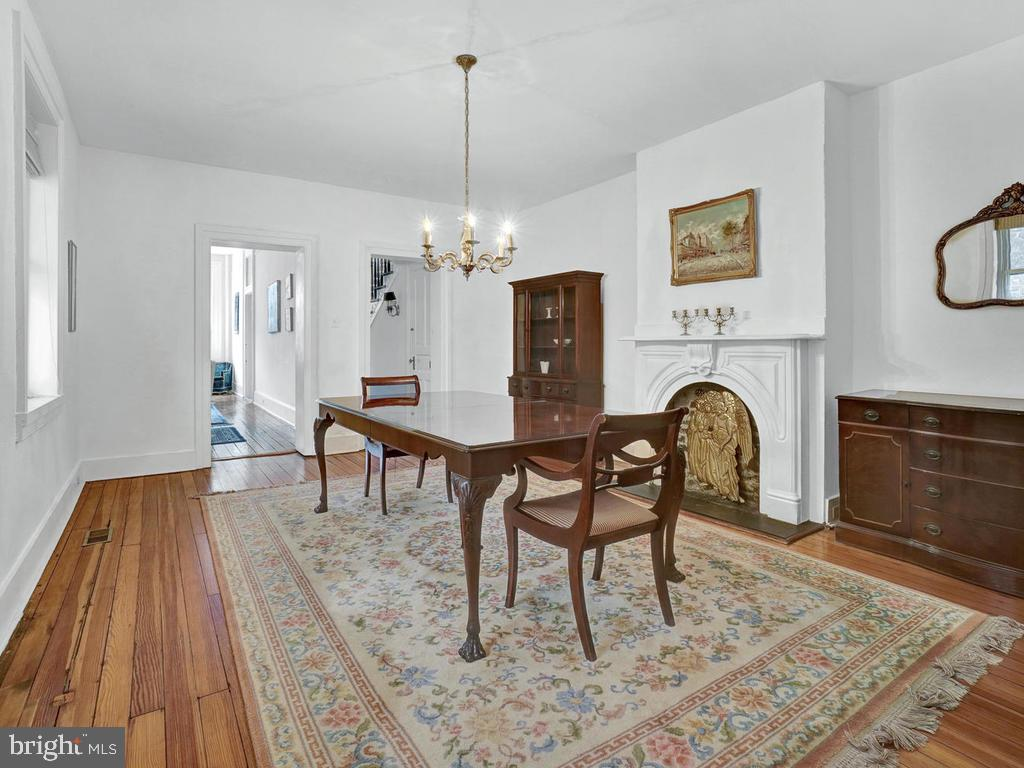 Formal or informal, plenty of space for all! - 121 W 2ND ST, FREDERICK