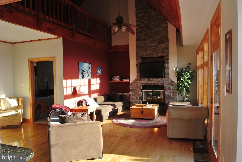 Single Family Homes pour l Vente à Snowshoe, Virginie-Occidentale 26209 États-Unis