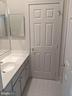 Full Bathroom #1 - Shared between the Bedrooms - 18213 CYPRESS POINT TER, LEESBURG