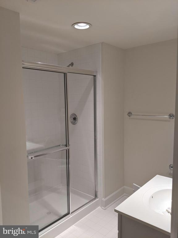 Full Bathroom #2 in Basement - 18213 CYPRESS POINT TER, LEESBURG