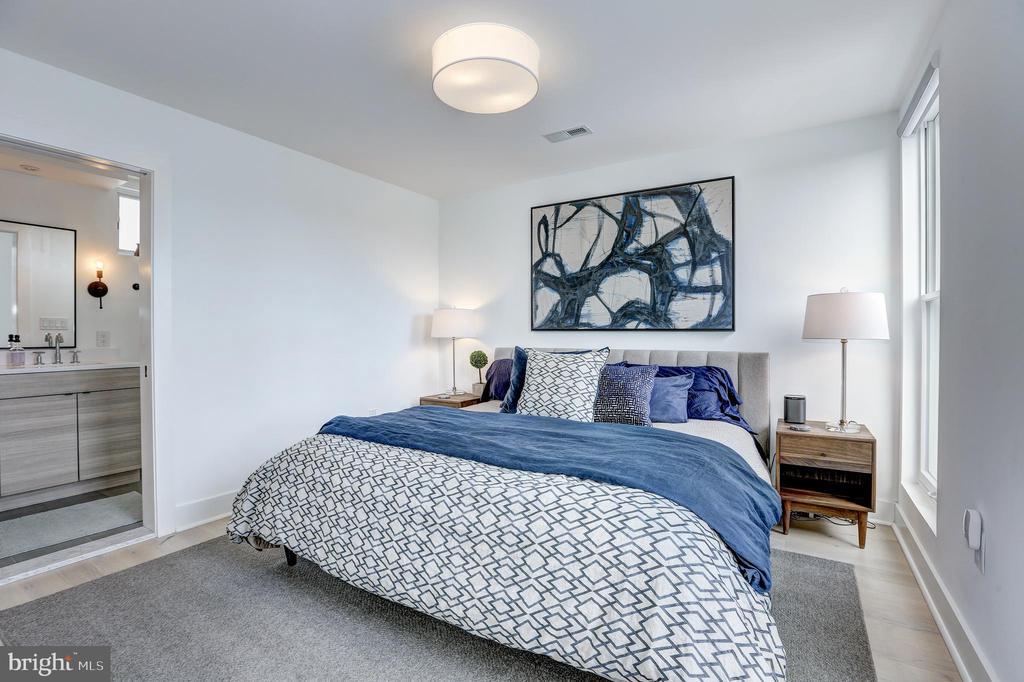 Master Bedroom - 1710 10TH ST NW #2, WASHINGTON