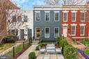 Handsome Brick Painted Federal Row Home - 1710 10TH ST NW #2, WASHINGTON