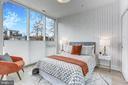 Bedroom #2 - 1710 10TH ST NW #2, WASHINGTON