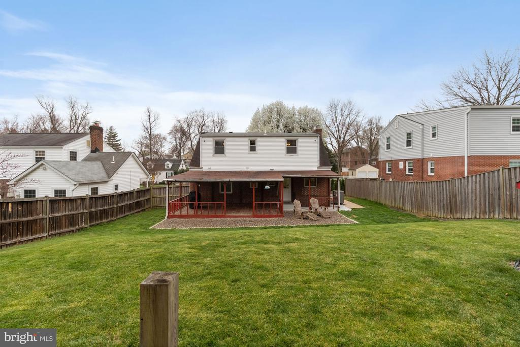 - 6814 JEFFERSON AVE, FALLS CHURCH