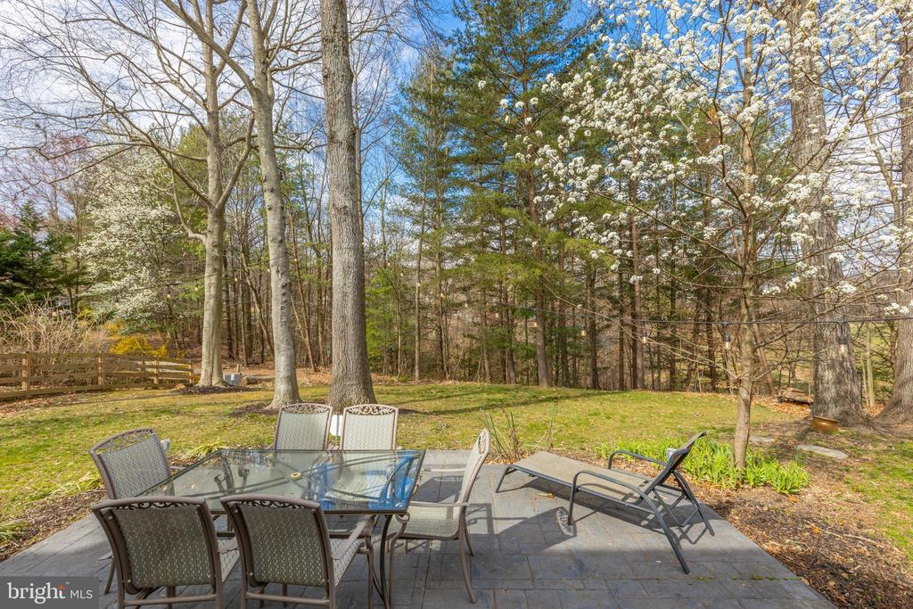 Perfect place to relax, play, grill, & entertain - 8206 CHERRY RIDGE RD, FAIRFAX STATION