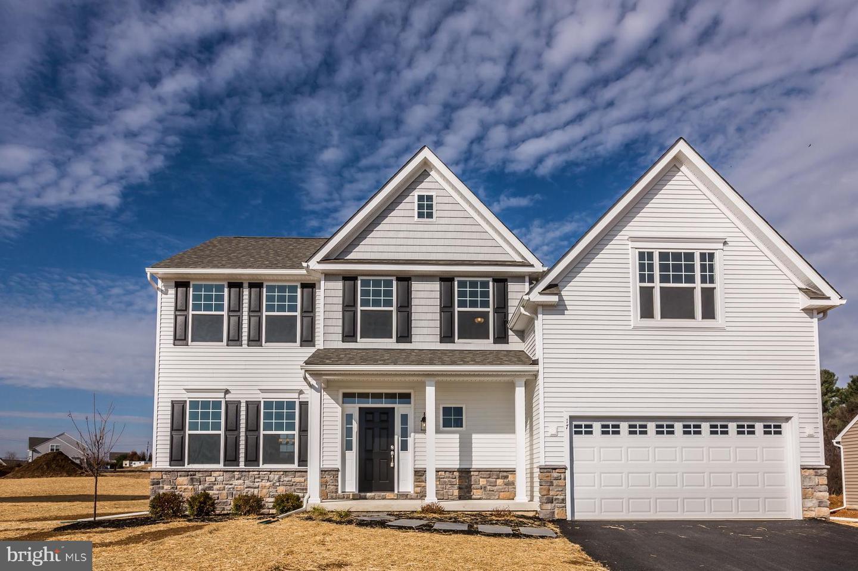 Single Family Homes για την Πώληση στο East Fallowfield Township, Πενσιλβανια 19320 Ηνωμένες Πολιτείες