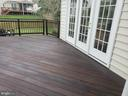 Freshly stained on 3/22/20! - 43773 FARMSTEAD DR, LEESBURG