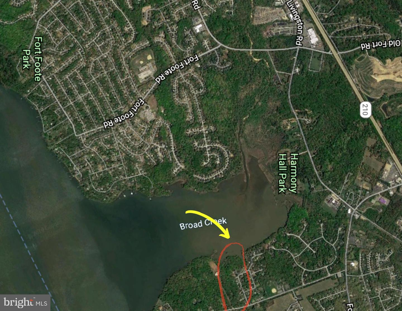 Terrain pour l Vente à Fort Washington, Maryland 20744 États-Unis