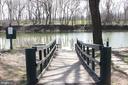Confluence Park walkway to canoe ramp - 43663 PALMETTO DUNES TER, LEESBURG