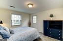 In-Law Suite Bedroom Includes Separate Entrance - 8902 TRANSUE DR, BETHESDA