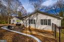 Separate Fenced Yard for Play Area or Dog Run! - 8902 TRANSUE DR, BETHESDA