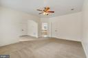 Stunning master features archways & sitting room. - 43988 RIVERPOINT DR, LEESBURG