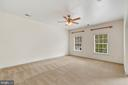 Abundant natural light in spacious master suite. - 43988 RIVERPOINT DR, LEESBURG
