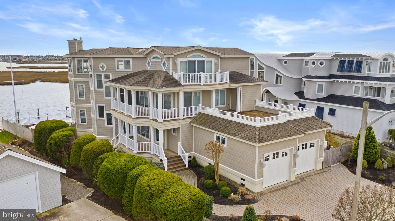 Single Family Homes por un Venta en 35 HERON Drive Avalon, Nueva Jersey 08202 Estados Unidos