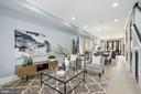 Open Floor Plan Living Room - 2217 FLAGLER PL NW, WASHINGTON