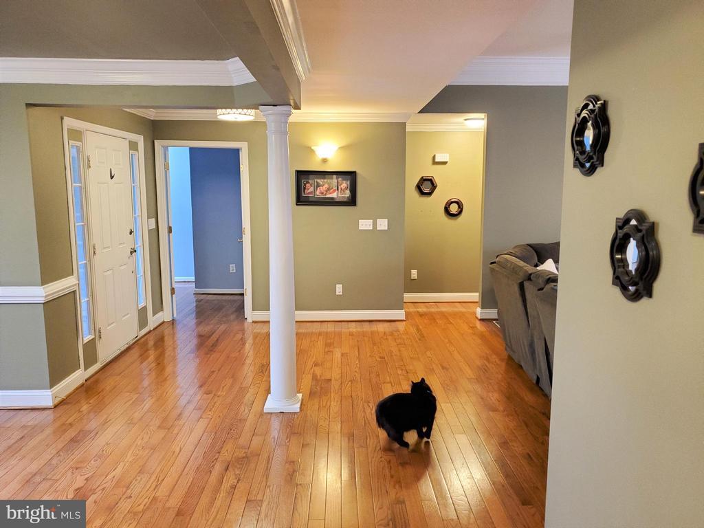 Open Floorplan - 403 WESTOVER PKWY, LOCUST GROVE