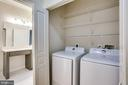 Brand New Washer & Dryer - 12001 MARKET ST #150, RESTON