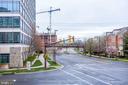 From the Living Window - 2 Blocks to Metro Station - 12001 MARKET ST #150, RESTON