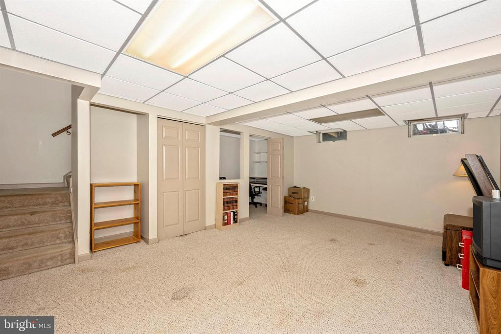 Lower Level - 6208 ILLINOIS CT, NEW MARKET