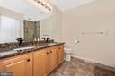 Dual sinks in the master bath - 2505 UNDERWOOD LN, ADAMSTOWN