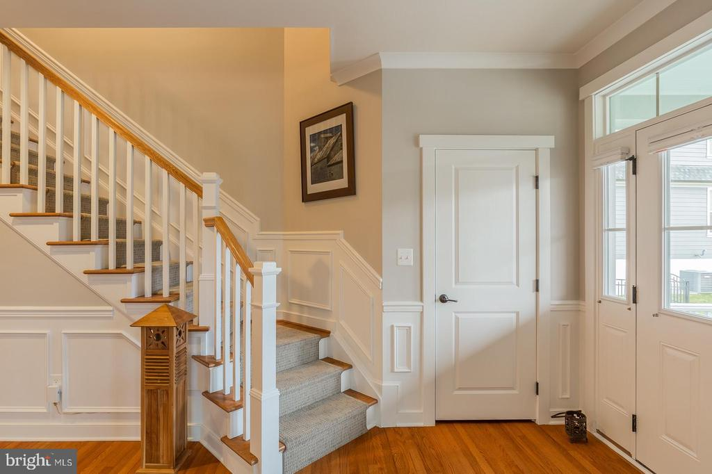 Let's go upstairs - 17109 GULLWING DR, DUMFRIES