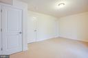 More storage downstairs, too! - 8900 ENGLEWOOD FARMS DR, MANASSAS