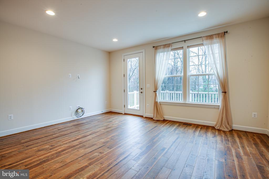 Laminate Flooring -