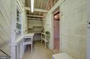 LOWER LEVEL STORAGE ROOM - 10311 DETRICK AVE, KENSINGTON