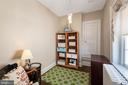 Office area with access to the roof. - 405 HANOVER ST, FREDERICKSBURG