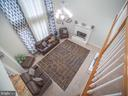 2-Story Family Room - 43075 BARONS ST, CHANTILLY