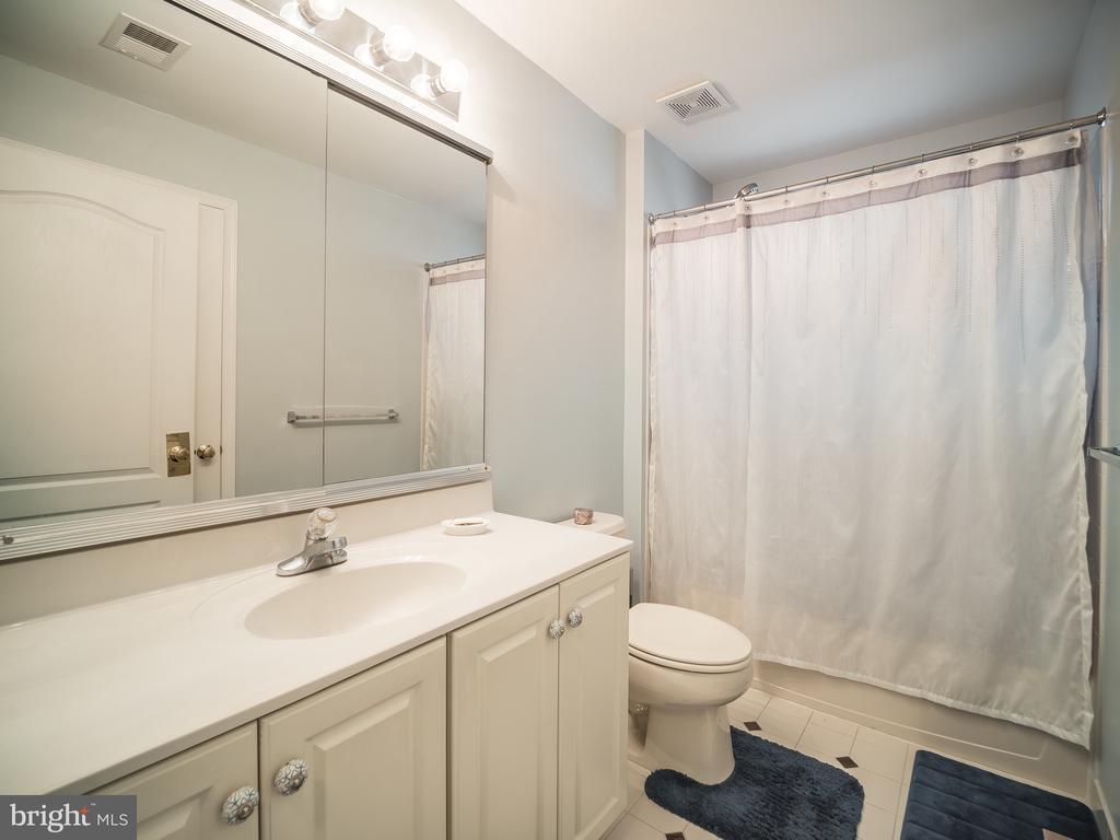 Upper level Hall Full Bathroom - 43075 BARONS ST, CHANTILLY