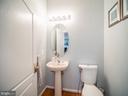 Powder Room - 43075 BARONS ST, CHANTILLY