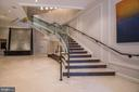 The Darcy Main Lobby - 7171 WOODMONT AVE #301, BETHESDA