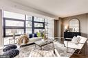 Expansive Entertaining Area - 7171 WOODMONT AVE #301, BETHESDA